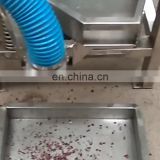 200 kg/h stainless steel small cocoa bean winnower
