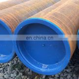 pipe steel pipe Seamless steel pipe with low alloy 16Mn