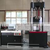600KN Digital Display Hydraulic Rebar Tensile Tester Price Bolt Tensioning Equipment Tension Machine
