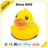 Fanny kids gift cute yellow rubber duck with LED light                                                                         Quality Choice