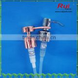 304 series stainless steel lotion dispenser pump,wholesale stainless steel lotion pump