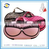 Fashion make up storage bag bra case bags pvc women underwear bra travel case                                                                         Quality Choice