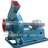 high volume centrifugal air volume coupling driving low noise dust removal centrifugal fan