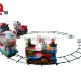QHRT-07 Qingheng 4.5m diameter battery pedal train toy