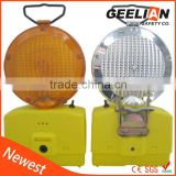 Road Traffic Safety LED Warning Barricade Light for Sale