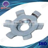 Provide OEM Service stamping steel flowers & leaves