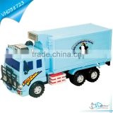 44cm Plastic Freezing Shipping Container Truck Toy