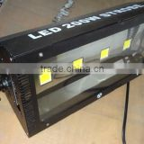 good price led strobe light 200watt AC110-240v low power consumption ,its brightness same as 1500watt strobe light