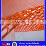 Reinforced with Steel Cable and Kevlar Rope polyurethane screen mesh from Hebeishuolong metal product Co,.Ltd