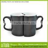 Custom Color Changing Magic Coffee Mug for sublimation                                                                         Quality Choice