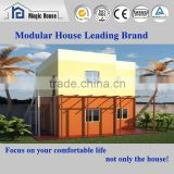 2016 Hot Promotion high quality light steel frame modern two storey house designs                                                                                                         Supplier's Choice