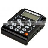 Basic caller id telephone with RJ11 for home and office use PHONE