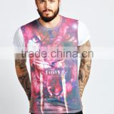 high quality cheap design t shirt,super high qulity design t shirt,new dry fit polyester material sublimated shirt
