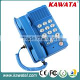 anti-explosion industry coal mine shock proof telephone
