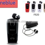 Fineblue F920 Model Bluetooth Headset Stereo Bluetooth Headphone for vivo Xplay 3s iPhone Samsung LG