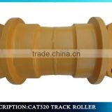 undercarriage parts top roller idler sprocket chain Track roller for excavator