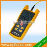 handheld fiber optical power meter fiber test tools