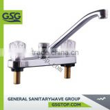 "Tap GSG PF162 8"" Wholesale products high quality classic water copper faucet basin kitchen faucet or bathroom faucet"