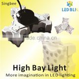 new design led block light with high efficiency china supplier wholesale led high bay light