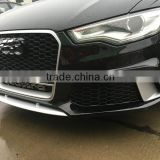 Super Facelift for Audi A6 C7 RS6 Body Kits in Golssy Black