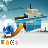alibaba express new product plane UV curing machine TM-800UVF for plastic, paper, uv glue machines for sale