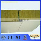 Rock Wool Insulated Aluminum Sandwich Panel                                                                         Quality Choice