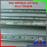 IP65 Aluminum 12V 60LED SMD LED Rigid Strip 5730/5630 LED Rigid Strip,50cm 30LEDs SMD 5630 LED Rigid Strip
