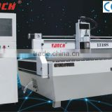 High accuracy router cnc /Ball screw transmission/AC servo motors /3.0KW water cooling spindle/Dust proof system