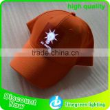 Design Custome EL Cap, LED Hats , Party Light Up Cap