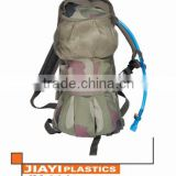 Military outdoor hydration system water bag travel campling backpack