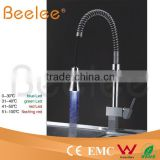 Pull Out LED Kitchen Mixer Faucet