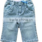 baby jeans good designed hight quality nice washing baby children denim pants denim jeans denim shorts