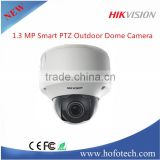 ac24 V/PoE 1.3 MP Smart PTZ Outdoor Dome Camera,Hikvision ip camera,WDR ir dome camera DS-2CD4312FWD-PTZ(S)