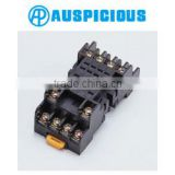 14 Pins Non-finger Protected Relay Socket NDSQ-14