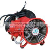 300mm 220V red explosive proof ventilation fan blower