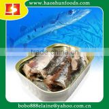 125g Canned Sardine Fish In Vegetable Oil