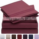 100% cotton hotel bed sheet 200TC to 400 TC                                                                         Quality Choice