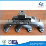 High Quality Tractor Spare Parts Engine Cast Iron Exhaust Pipe