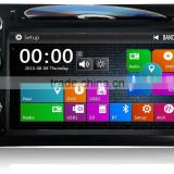 7inch 2din Special Car Radio with GPS Bluetooth Dual Zone ipod iphone VMCD SWC etc for EXPLORER/EXPEDITION 2013-