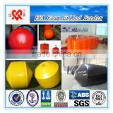 Dock floating various shape ship ballon marine buoys foam filled fender