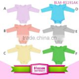Hot sale flutter pom pom baby romper wholesale knit cotton baby clothes                                                                         Quality Choice                                                                     Supplier's Choice