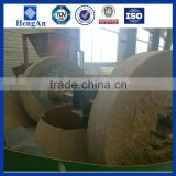 China gold milling grinding machine -- wet pan mill
