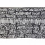 polyurethane faux stone wall panel,fireproof kitchen wall panel,decorative panel for wall