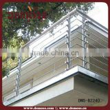 outdoor balcony stainless steel railing design in india