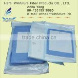 disposable surgical bed sheet with sterile packing