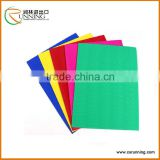 Mixed Color Art Craft Corrugated Paper Sheets, S Wave Corrugated Paper