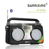 B-658E FM radio TF card Square Dancing Machine mini portable amplifier speaker