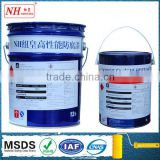 Anti-impact epoxy metal tanks paint