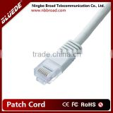 Newest professional CAT 5E CAT6 CAT6A CAT7 FTP SFTP SSTP waterproof fiber optic outdoor patch cord