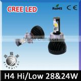 Offroad Cree Led Headlight H4 14W&28W Accessories Hyundai Elantra